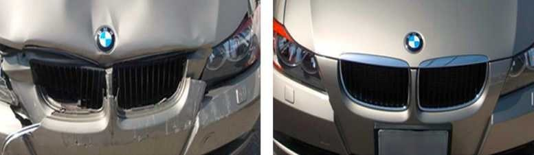 At Silva's Auto Body, we are proud to post before and after collision repair photos for our guests to view.
