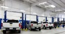 Professional vehicle lifting equipment at Crews Collision - Myrtle Beach, located at Myrtle Beach, SC, 29577, allows our damage estimators a clear view of all collision related damages.