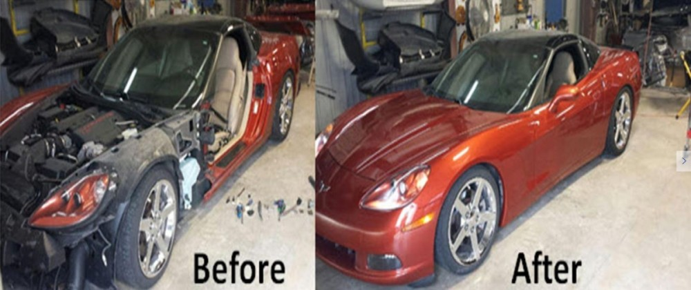 At Performance Collision - Myrtle Beach, we are proud to post before and after collision repair photos for our guests to view.