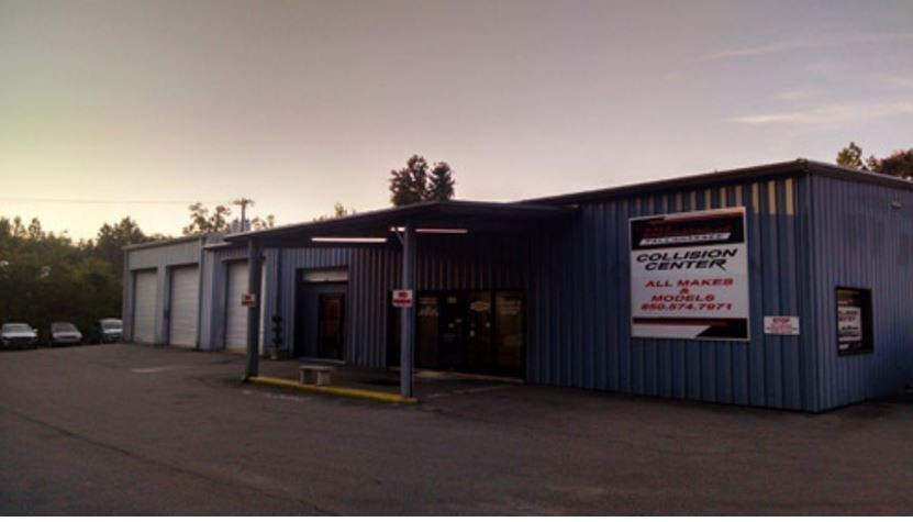 Dale Earnhardt Jr. Chevrolet Collision Center - We are a state of the art Collision Repair Facility waiting to serve you, located at Tallahassee, FL, 32304.