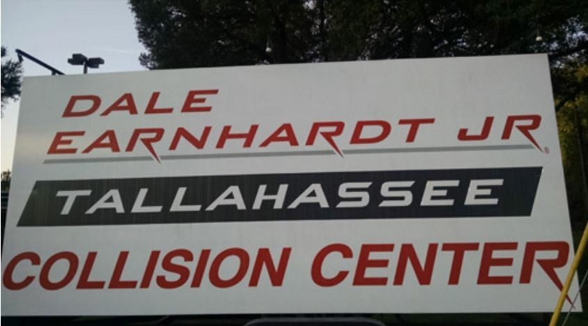 ... Dale Earnhardt Jr. Chevrolet Collision Center   We Are A High Volume,  High Quality