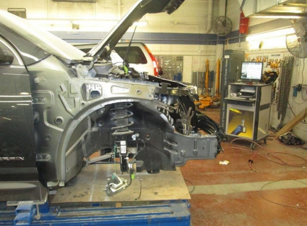 Hendrick Chevrolet Shawnee Mission - Collision structure and frame repairs are critical for a safe and high quality repair.  Here at Hendrick Chevrolet Shawnee Mission, in Merriam, KS, 66202, our structure and frame technicians are I-CAR certified and have many years of experience.