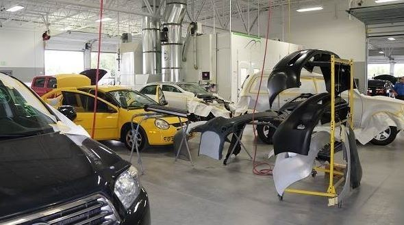 Collision repairs unsurpassed at Richmond, VA, 23233. Our collision structural repair equipment is world class.