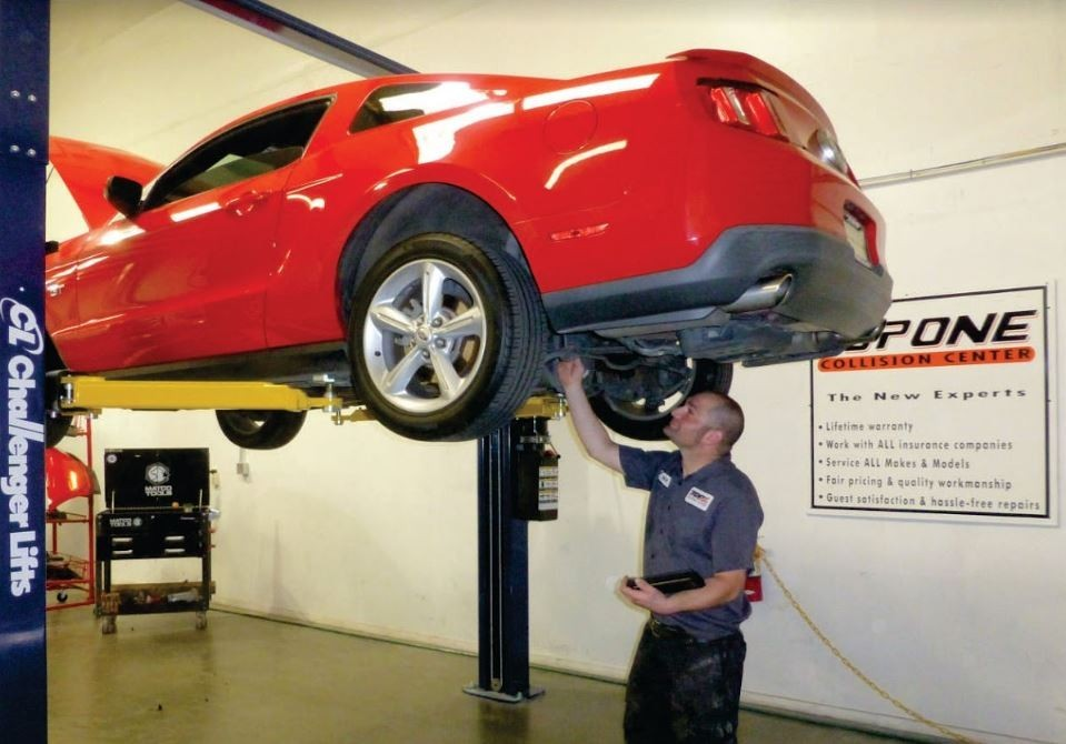 Structural accuracy is critical for a safe and high quality collision repair.  At Top One Collision Center, Modesto, CA, 95356, we are the best.