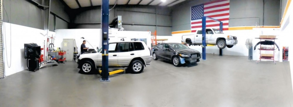 Here at Top One Collision Center, Modesto, CA, 95356, professional structural measurements are precise and accurate.  Our state of the art equipment leaves no room for error.