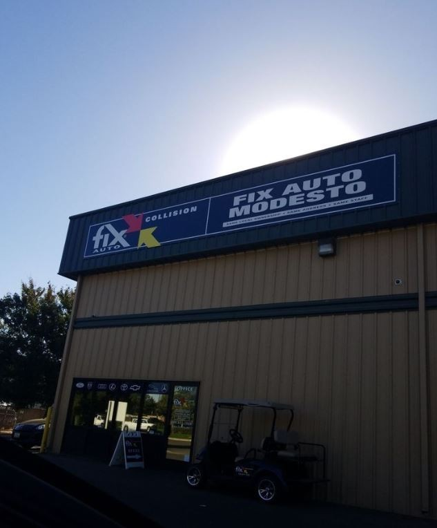 We are centrally located at Modesto, CA, 95356 for our guest's convenience and are ready to assist you with your collision repair needs.