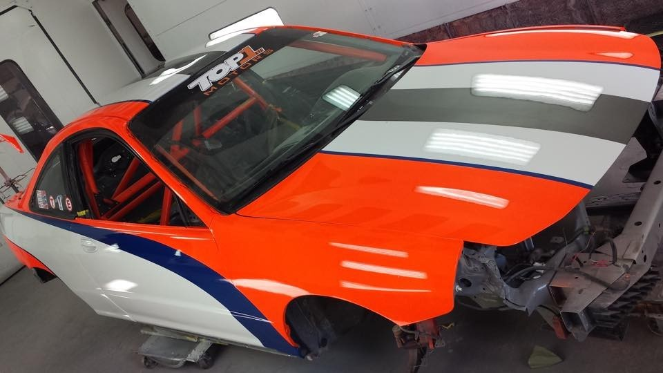 Our collision repairs at Top One Collision Center, located in Modesto, CA, 95356 are unsurpassed. Our collision structural repair equipment is world class.