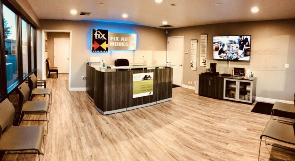 At Fix Auto Modesto, located at Modesto, CA, 95356, we have friendly and very experienced office personnel ready to assist you with your collision repair needs.