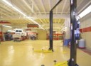 Professional vehicle lifting equipment at Rocco's Collision Center Corporate, located at Blackwood, NJ, 08012, allows our damage estimators a clear view of all collision related damages.