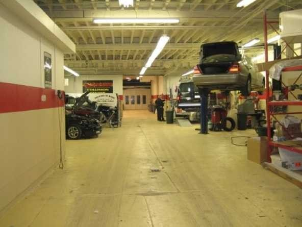 Structural repairs done at Rocco's Collision Center Corporate are exact and perfect, resulting in a safe and high quality collision repair.