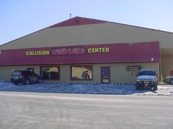 Rocco's Collision Center Corporate is located in Blackwood, NJ.