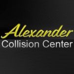 Alexander Collision Center Oxnard CA 93036 Logo. Alexander Collision Center Auto body and paint. Oxnard CA collision repair, body shop.