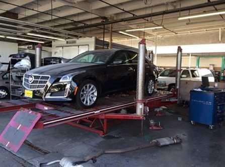 Alexander Buick Gmc Cadillac 1501 E. Ventura Blvd.  Oxnard, CA 93036 Our State of the Art structural equipment along with skilled technicians assures you a Safe and Quality Collision Repair.