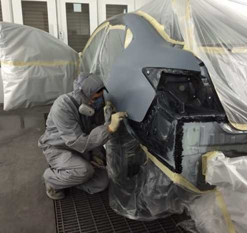 The Best Collision Repair Center in Oxnard.