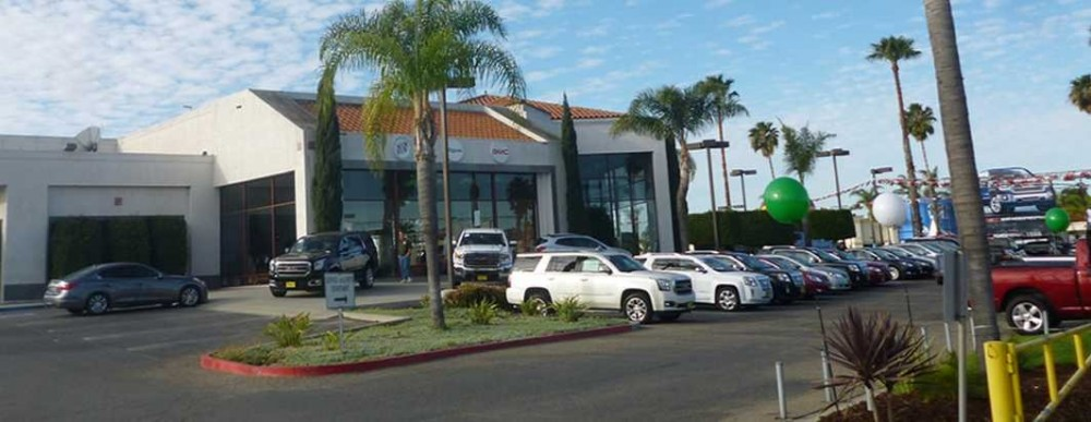 Alexander Buick Gmc Cadillac 1501 E. Ventura Blvd.  Oxnard, CA 93036 Our great location has easy access for our guests. Ample parking is always available.