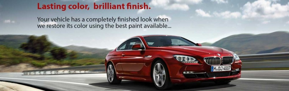 The Best BMW Dealer Collision Repair Facility in Oxnard.