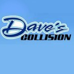 Dave's Collision Repair Center Brookings SD 57006 Logo. Dave's Collision Repair Center Auto body and paint. Brookings SD collision repair, body shop.
