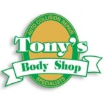 We are Tony's Body Shop! With our specialty trained technicians, we will bring your car back to its pre-accident condition!