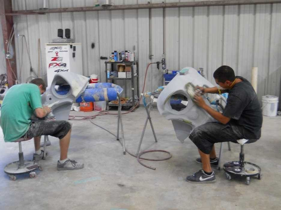 Painting technicians are trained and skilled artists.  At C.A.R.S. Collision Center, we have the best in the industry. For high quality collision repair refinishing, look no farther than, Belton, TX, 76513.