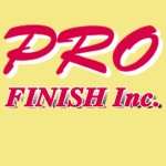 Pro Finish Inc. Kent WA 98032 Logo. Pro Finish Inc. Auto body and paint. Kent WA collision repair, body shop.