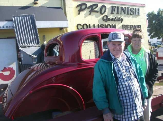 Pro Finish Inc. has friendly faces and experienced staff members at Pro Finish Inc., in Kent, WA, 98032, are always here to assist you with your collision repair needs.