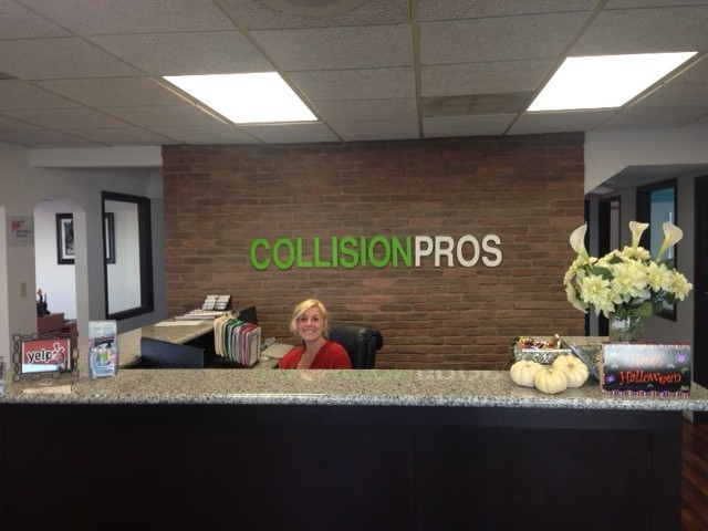 Collision Pros Inc. - Auburn, Ca\r\nProfession Office Staff.  Auto Body & Painting. Collision Repair Experts.