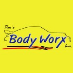 Tim's Body Worx, Inc Guthrie OK 73044 Logo. Tim's Body Worx, Inc Auto body and paint. Guthrie OK collision repair, body shop.