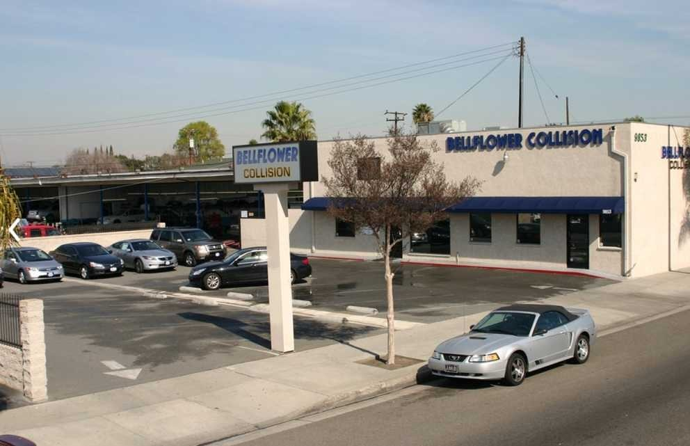 Our body shop's business office located at Bellflower, CA, 90706 is staffed with friendly and experienced personnel.