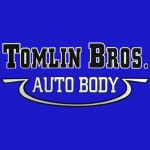 Tomlin Bros Millville NJ 08332 Logo. Tomlin Bros Auto body and paint. Millville NJ collision repair, body shop.