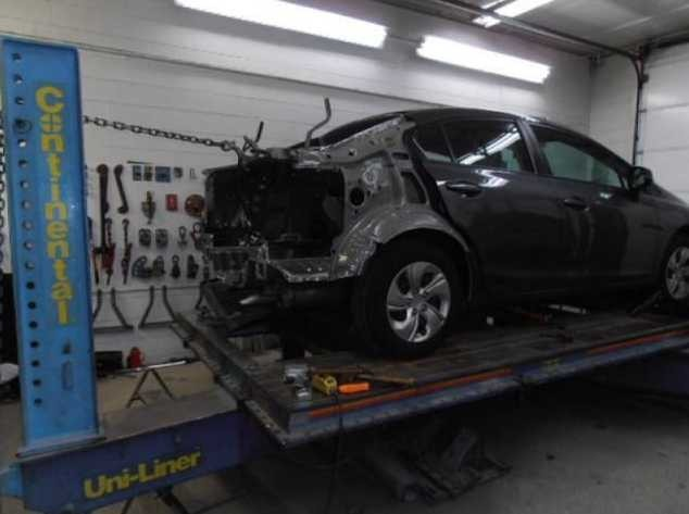 Best Auto Body Shop in New Jersey.   Tomlin Brothers I