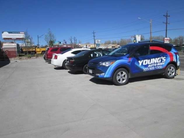 Auto Body and Painting Specialists.  Collision Repair Experts. Young's Auto Body & Collision Repair, LLC.