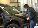 The color sand and buffing process is like putting the icing on a cake.  It just makes it better. These technicians are like jewelry polishers, they are an artist to their trade.  This process gives the vehicle's finish a mirror like feel and look.  At Shanahan's Auto Body & Paint, Sacramento, CA, 95824, we have the best in our industry.