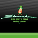 We are Shanahan's Auto Body & Paint and we are located at Sacramento, CA 95824.