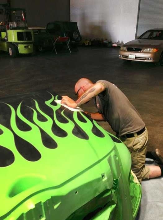 Professional preparation for a high quality finish starts with a skilled prep technician.  At Shanahan's Auto Body & Paint, in Sacramento, CA, 95824, our preparation technicians have sensitive hands and trained eyes to detect any defects prior to the final refinishing process.