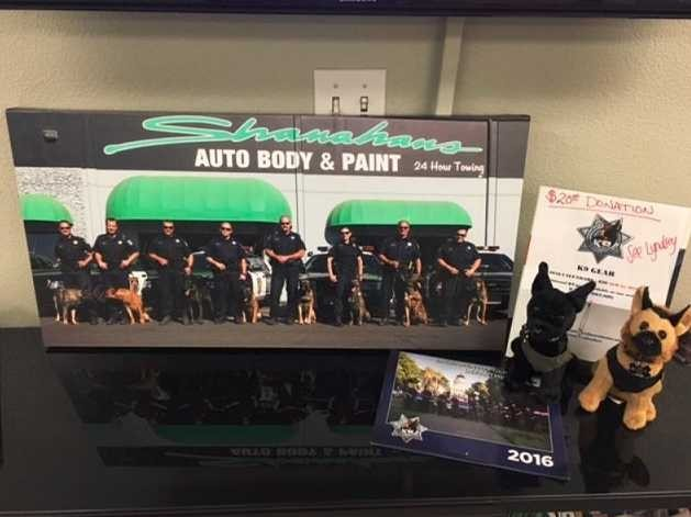 At Shanahan's Auto Body & Paint, Sacramento, CA, 95824, we never pass up the chance to participate in community events.