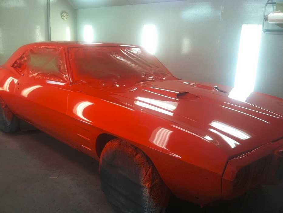 Reviews autlan auto body paint victorville ca auto for Painted auto body parts reviews