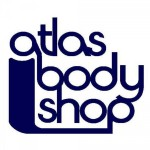 Atlas Body Shop San Antonio TX 78208 Logo. Atlas Body Shop Auto body and paint. San Antonio TX collision repair, body shop.