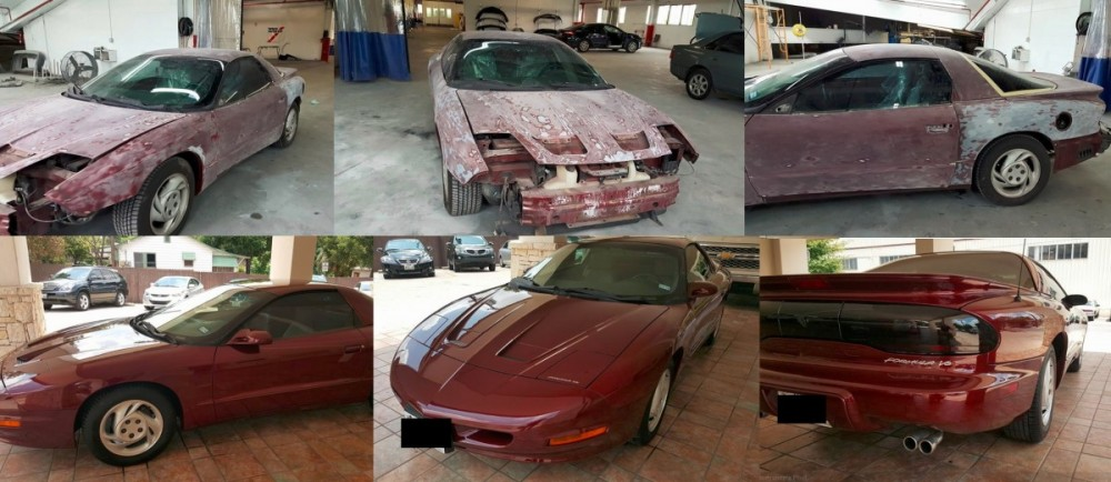 Atlas Body Shop 922 Carson Street  San Antonio, TX 78208 Auto Body and Painting Specialists. Collision Repair Experts. We proudly post before and after repair photos for all of our customers to view.