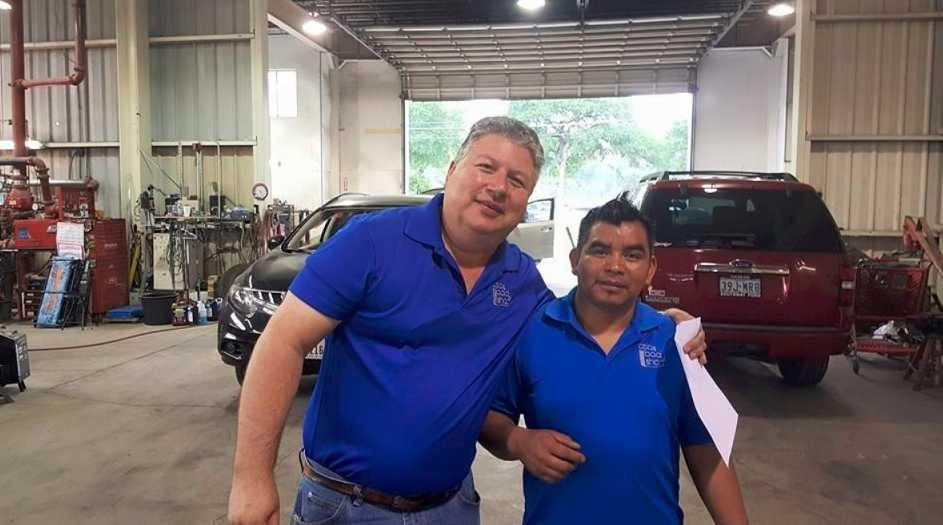 Atlas Body Shop 922 Carson Street  San Antonio, TX 78208 Auto Body and Painting Specialists. Collision Repair Experts. High and Friendly Spirits keep our staff members sharp and alert.