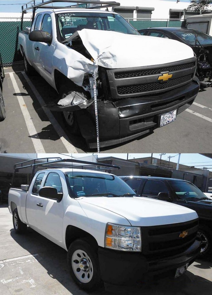 At Valley Motor Center Auto Body, we are proud to post before and after collision repair photos for our guests to view.