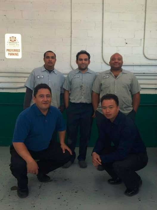 Friendly faces and experienced staff members at Fix Auto San Francisco - SOMA, in San Francisco, CA, 94107, are always here to assist you with your collision repair needs.