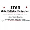 Star Auto Collision Center, Mamaroneck, NY, 10543