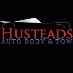 Hustead's Collision Center - Oakland Oakland CA 94608 Logo. Hustead's Collision Center - Oakland Auto body and paint. Oakland CA collision repair, body shop.