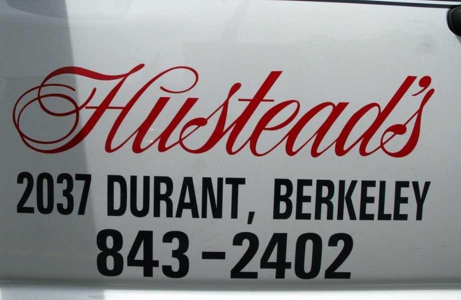 Hustead's Collision Center, Berkeley, CA, 94704