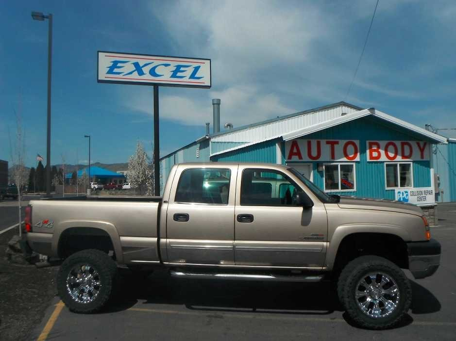 At Excel Auto Body, you will easily find us located at Klamath Falls, OR, 97603. Rain or shine, we are here to serve YOU!