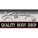 Quality Body Shop Inc. Akron OH 44307 Logo. Quality Body Shop Inc. Auto body and paint. Akron OH collision repair, body shop.