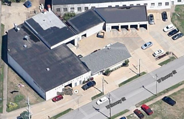 Quality Body Shop - Akron, OH Auto Body and Painting.  Centrally Located