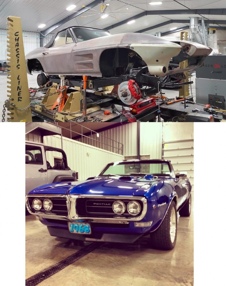 At Just Like New Collision Repair & Classic, we are proud to post before and after collision repair photos for our guests to view.
