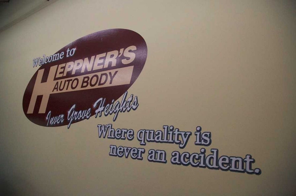 Heppner's Auto Body - Inver Grove Heights, Inver Grove Heights, MN, 55076