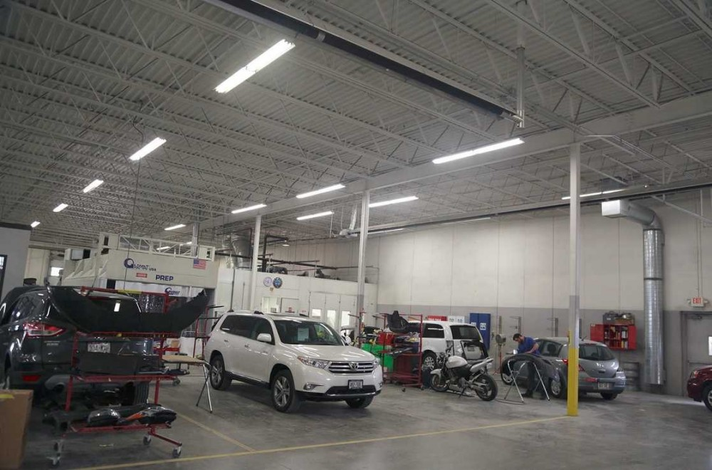We are a high volume, high quality, Collision Repair Facility located at Woodbury, MN, 55125. We are a professional Collision Repair Facility, repairing all makes and models.